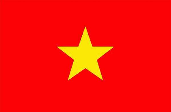 Drapeau Vietnam